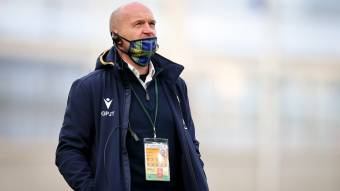 Townsend braced for Rugby World Cup challenge