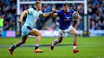Galthie names 37-man France squad for 2021 Guinness Six Nations