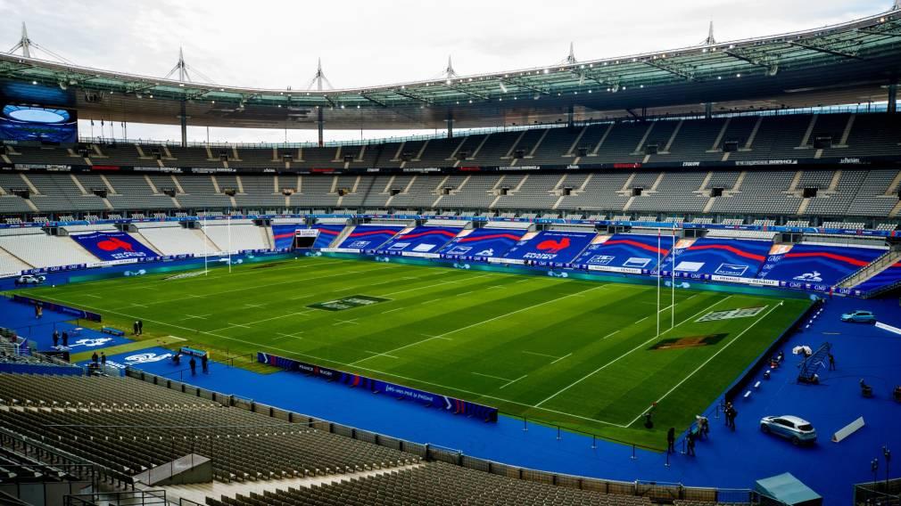 Stade De France, France Scotland postponed