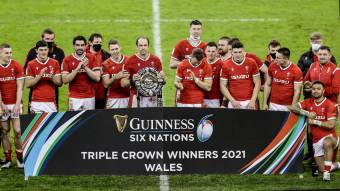 Wales Triple Crown 2021 Guinness Six Nations