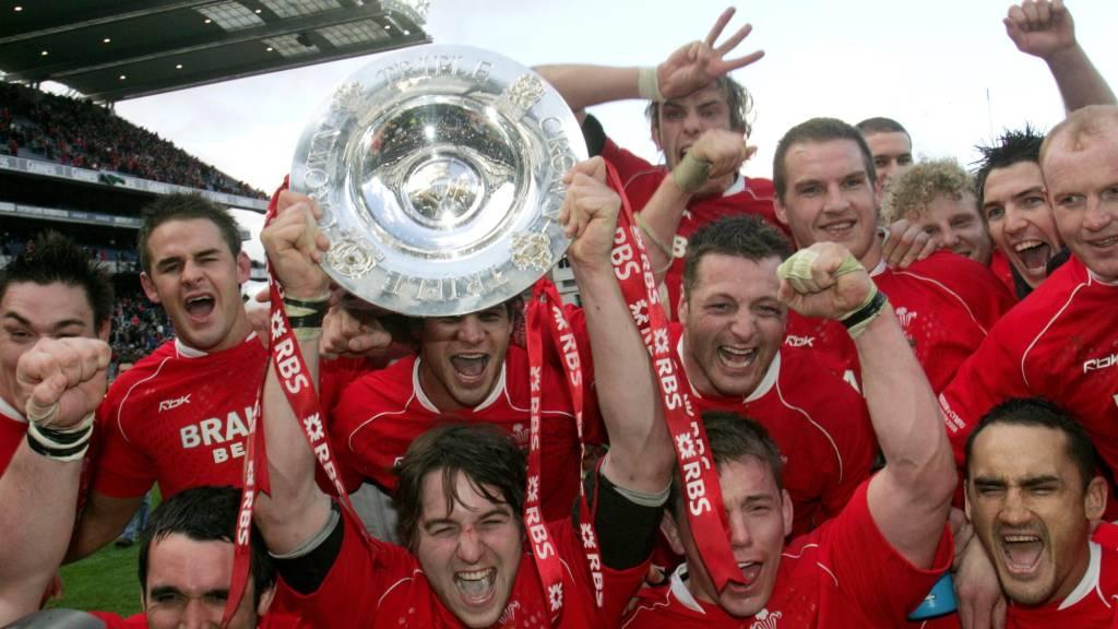 Wales won a Triple Crown in 2008