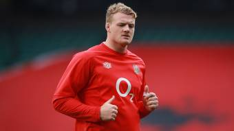 David Ribbans has been called into the England squad