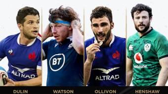 Vota per il tuo Guinness Six Nations Player del Round 5