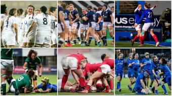 2021 Women's Six Nations launch
