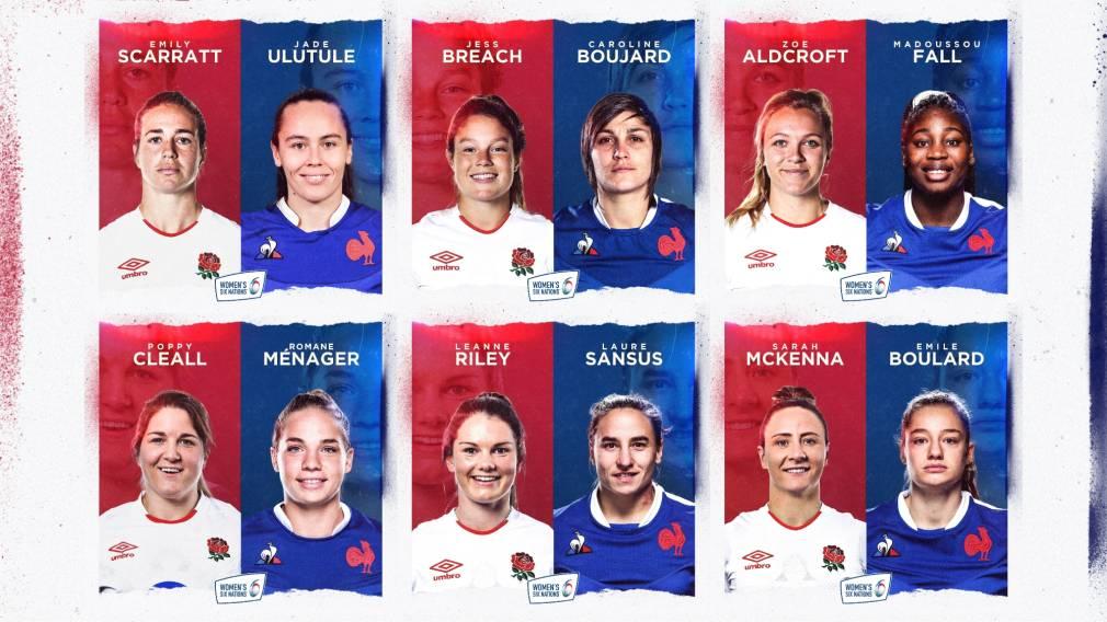 England v France head to head