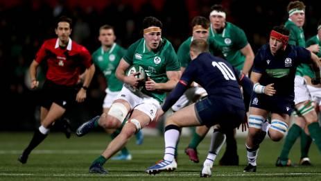 Ireland Under-20s Scotland Under-20s