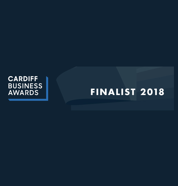 Soti chas been named as a finalist in the Cardiff Business Awards 2018