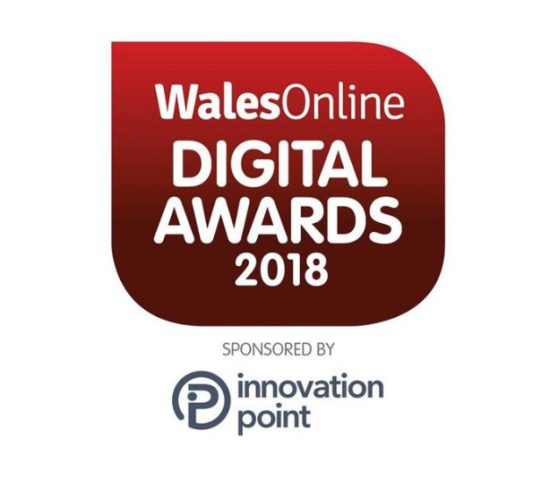 Sotic named as finalist at Wales Online Digital Awards 2018