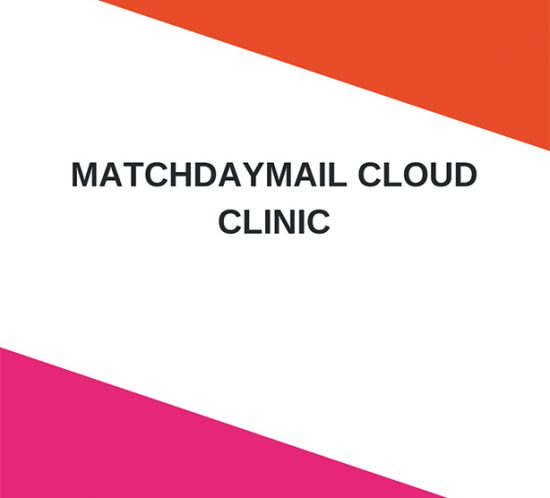 Email marketing clinics