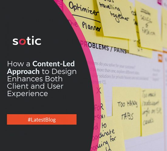 Content Led Approach