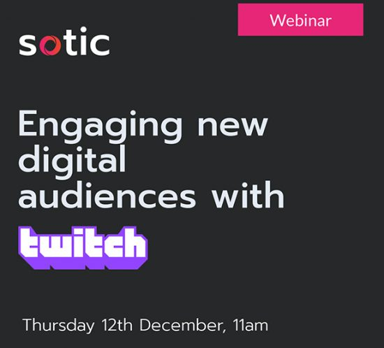 Engaging New Digital Audiences with Twitch
