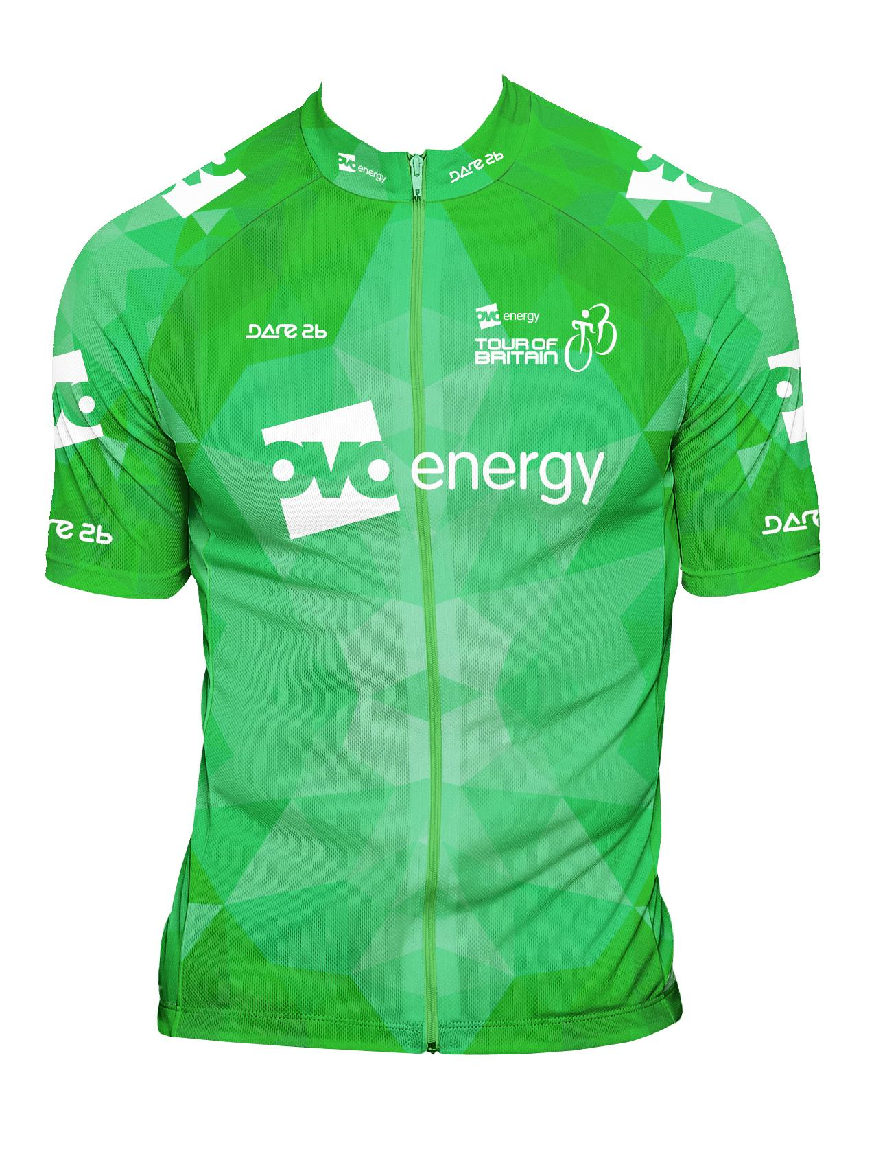 74f35f232 OVO Energy Green Leader s Jersey