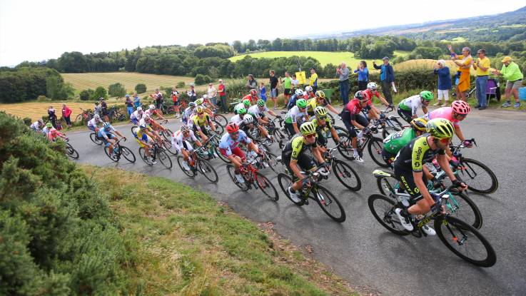 Tour of Britain stage two