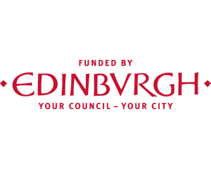 Edinburgh Council - Funded by