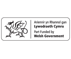 Welsh Government – Funded by