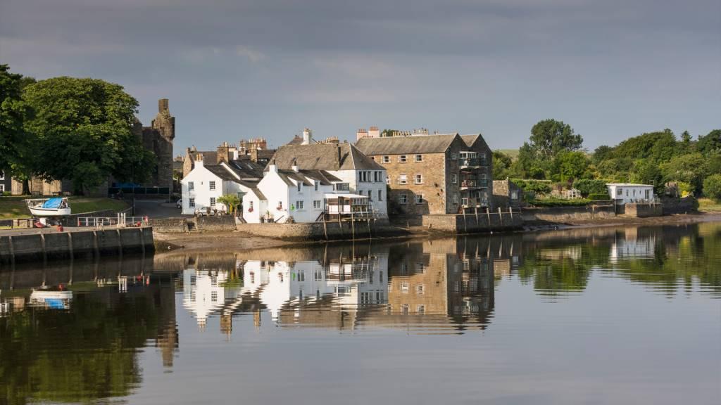 Tour of Britain Kirkcudbright