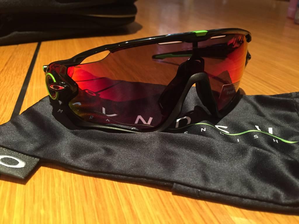 Cavendish Oakley Sunglasses prize
