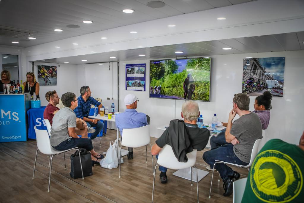 Tour of Britain Hospitality