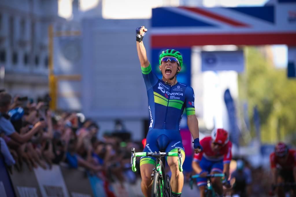 Caleb Ewan London win