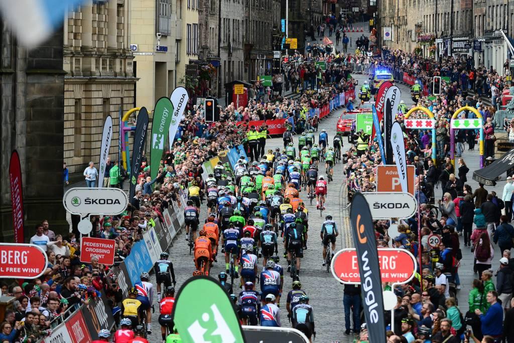 Edinburgh Stage 1 2017 Start Scotland