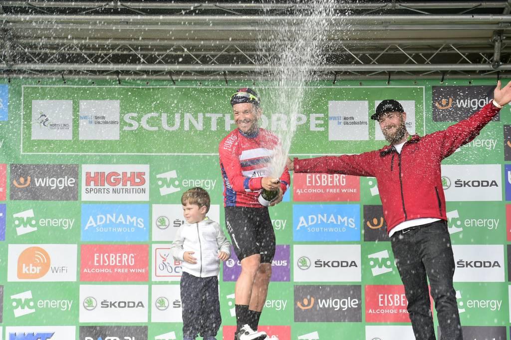OVO Energy Tour of Britain Stage 3 Graham Briggs Eisberg Sprint Scunthorpe