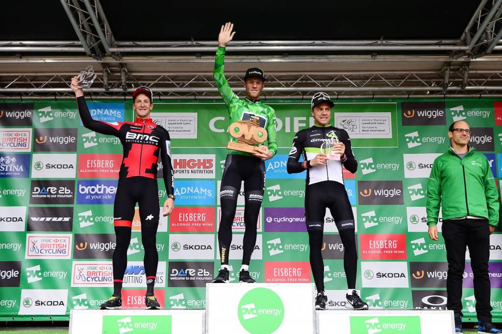 Boom Boasson Hagen Kung Podium Cardiff 2017 Stage 8