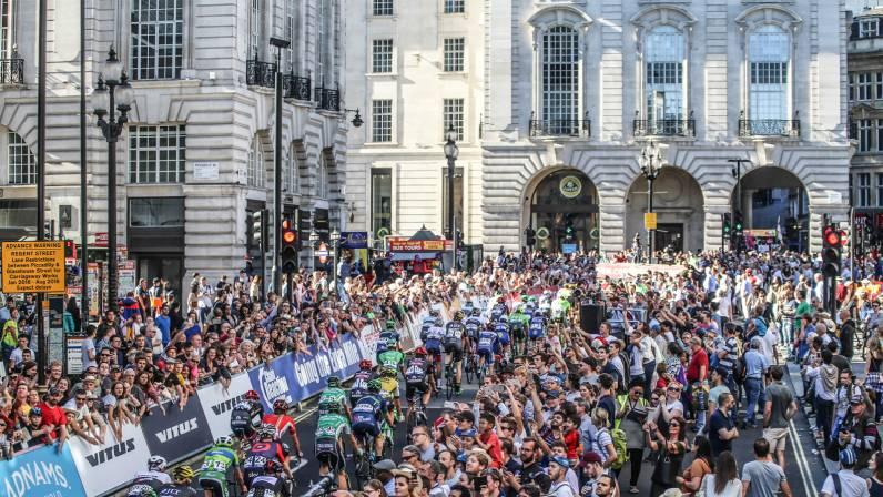 Tour of Britain video