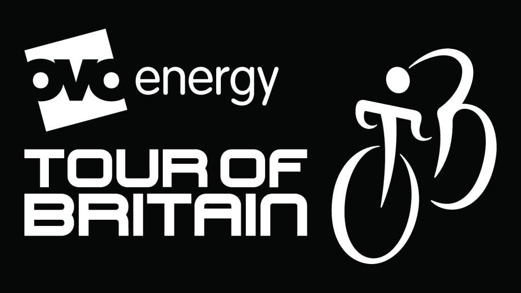 Ovo Energy Tour Of Britain Statement Aqua Blue Sport