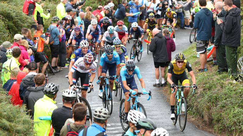 478251474b0c9 OVO Energy Tour of Britain | Stage Six Live: Barrow to Whinlatter