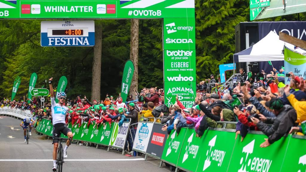 Tour of Britain 2019 dates