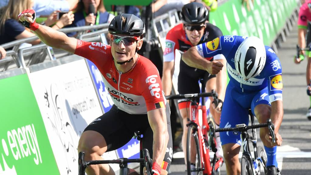 Andre Greipel Tour of Britain Newport