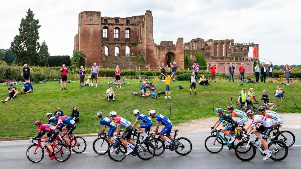 Kenilworth Castle Tour of Britain