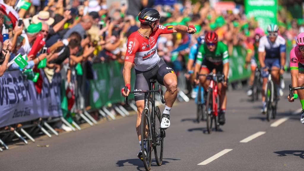 Andre Greipel Tour of Britain Royal Leamington Spa