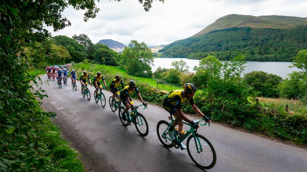 Tour of Britain Loweswater