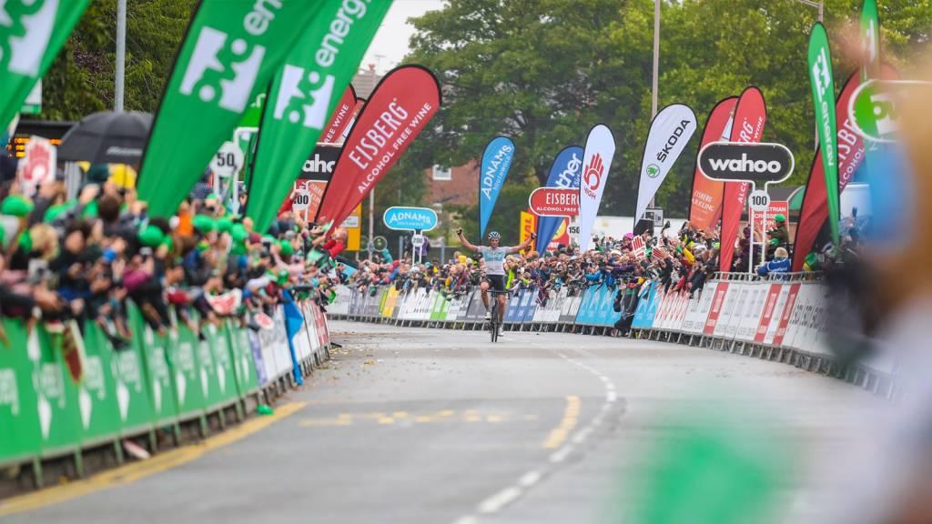 Ian Stannard Tour of Britain Mansfield