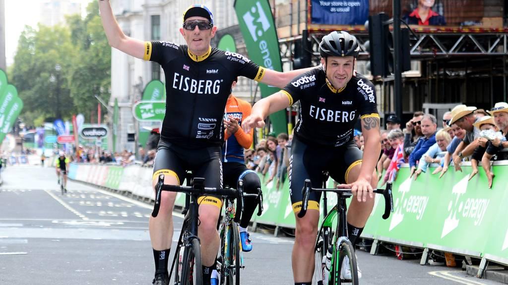 Dave Rayner Fund Phil Jones James Golding Tour of Britain