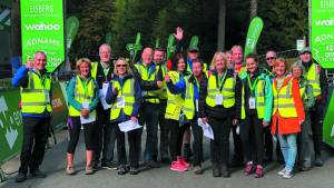 Tour of Britain Volunteer Race Makers