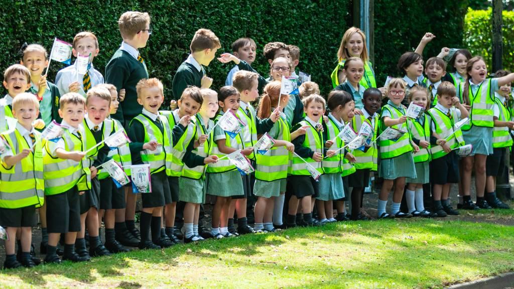 Tour of Britain Schools