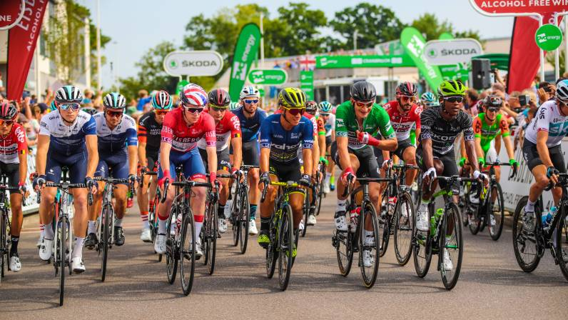 OVO Energy Tour of Britain | Wirral to host OVO Energy Tour