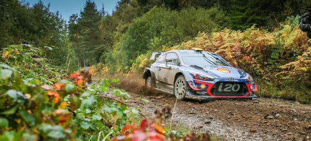 WRGB18 – Driver Quotes Stage 9