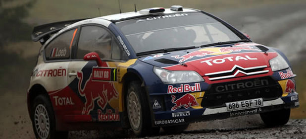 Victory and a sixth world title for Loeb/Elena