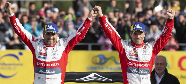 SUNDAY IN SPAIN: LOEB TURNS BACK THE CLOCK