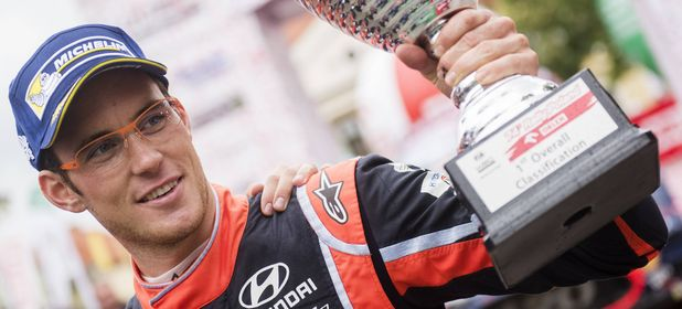 SUNDAY IN POLAND: VICTORY FOR NEUVILLE