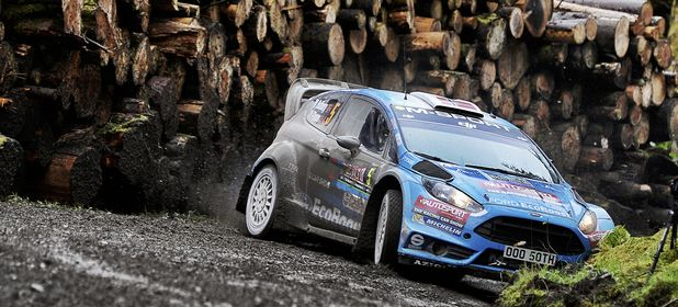 REVISED ROUTE ANNOUNCED FOR DAYINSURE WALES RALLY GB