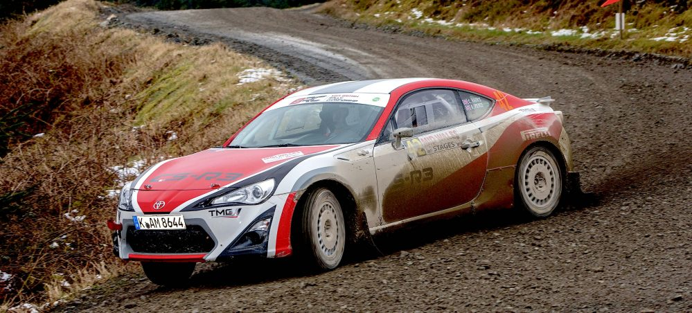 DESIGN A WINNING RALLY CAR LIVERY