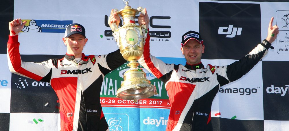 ELFYN EVANS REFLECTS ON MAKING HISTORY IN WALES