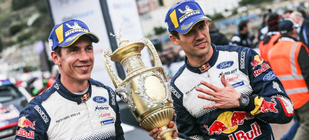 HIGH FIVE FOR OGIER IN WALES!
