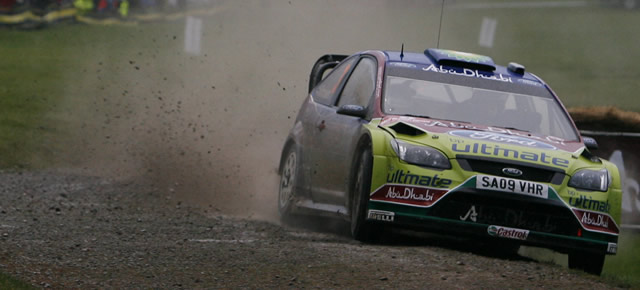 Hirvonen misses world title by a point after tense finale in Wales