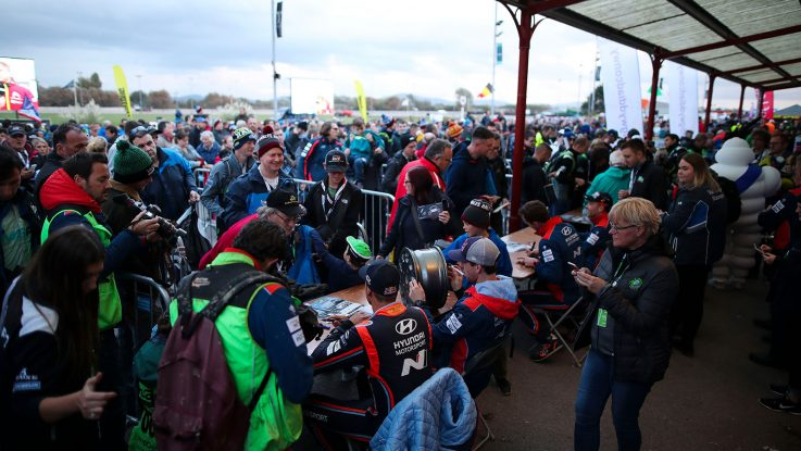 Wales Rally GB | Ticket Information