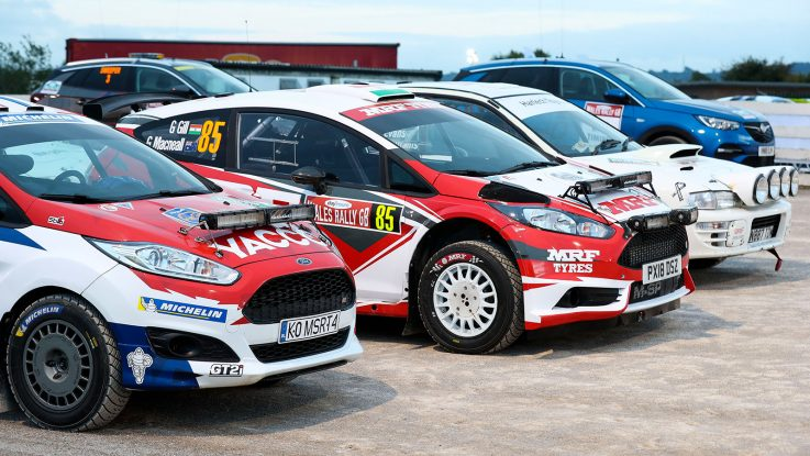Wales Rally Gb Ticket Information